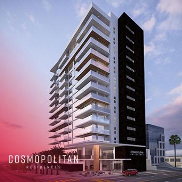 Cosmopolitan Residences Tijuana - Departamentos en Tijuana