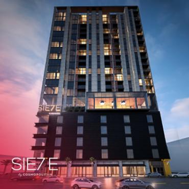 Sie7e by Cosmopolitan Tijuana - Departamentos en Tijuana