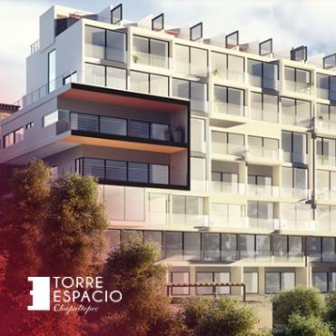 Torre Espacio Chapultepec - condominios en tijuana